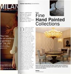 Patina press - Milan Luxury